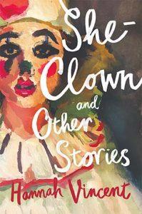 She Clown book design