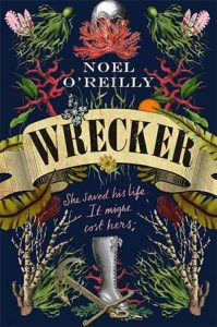 Wrecker book cover